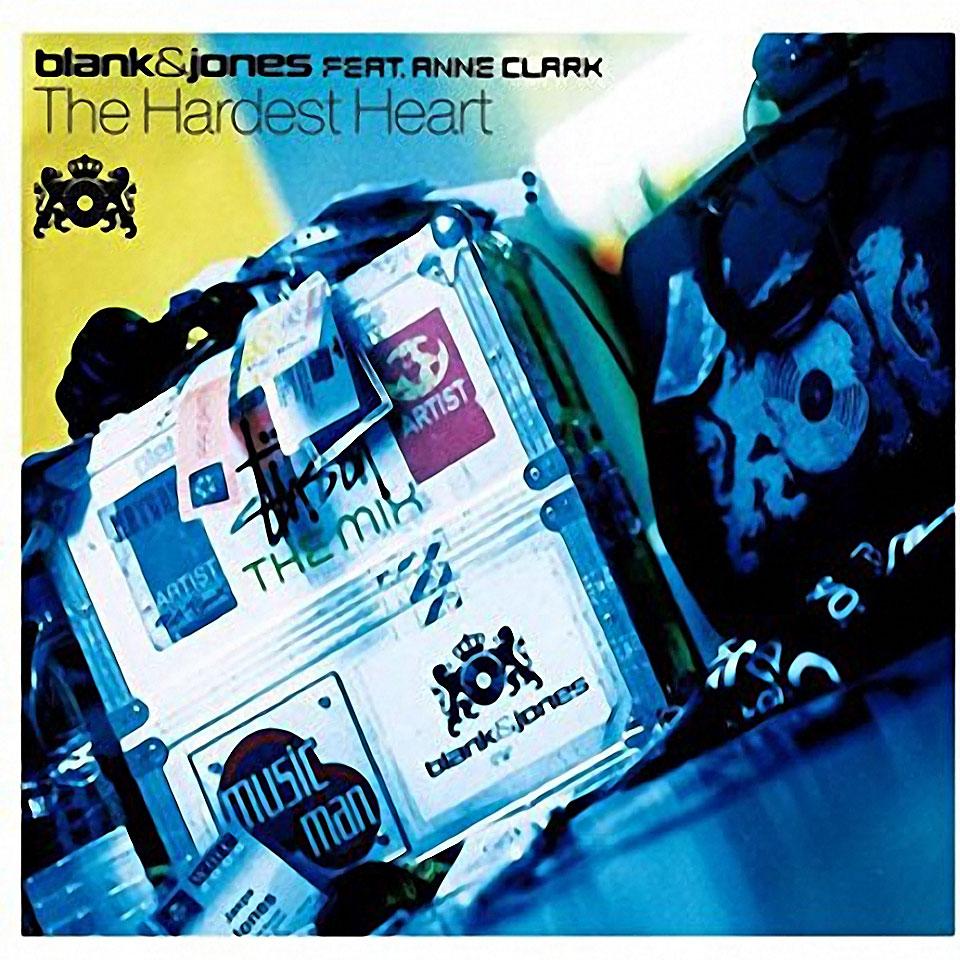 Cover Blank & Jones