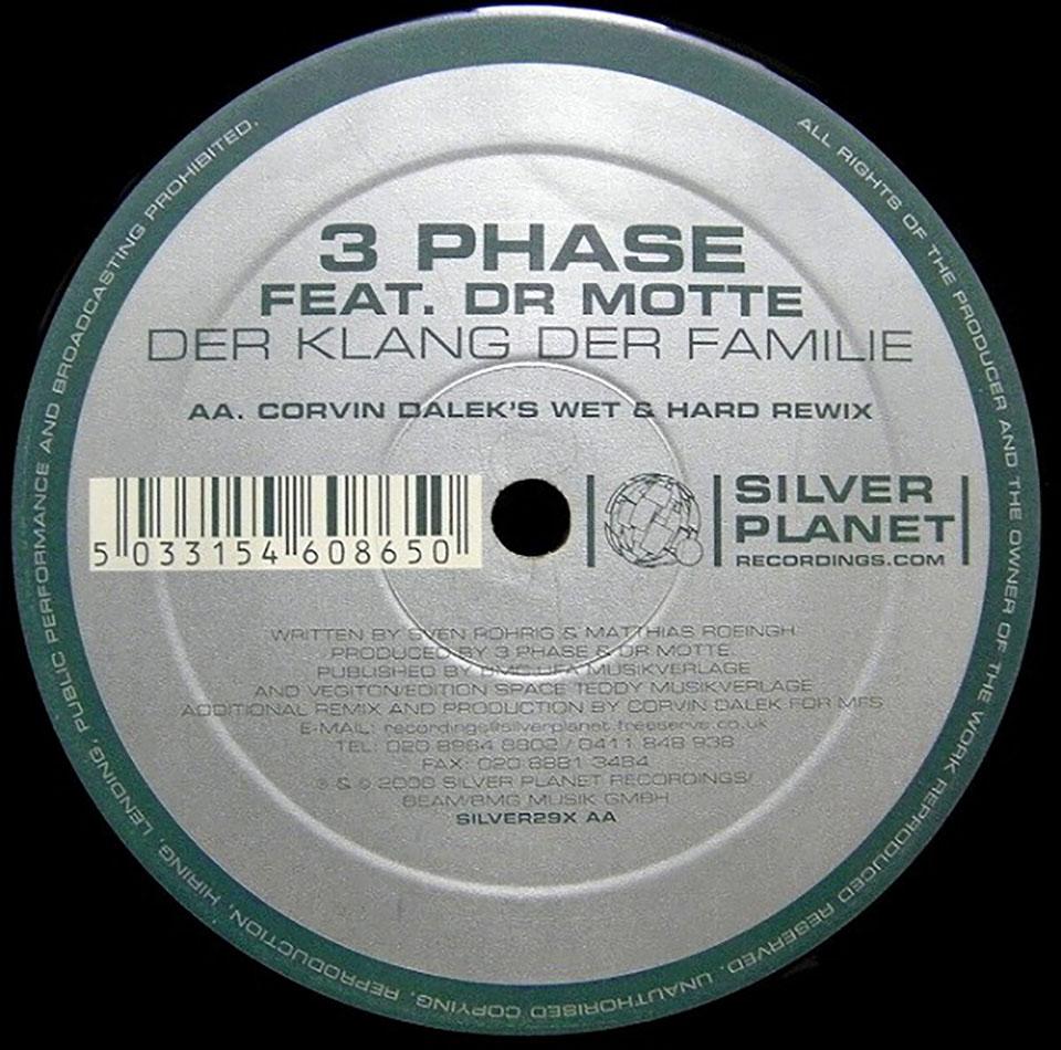 Etikett 3 Phase