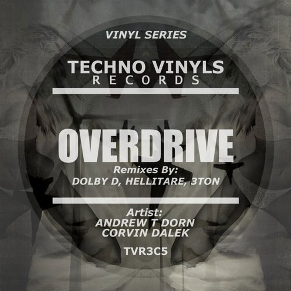 Cover Overdrive Remixes