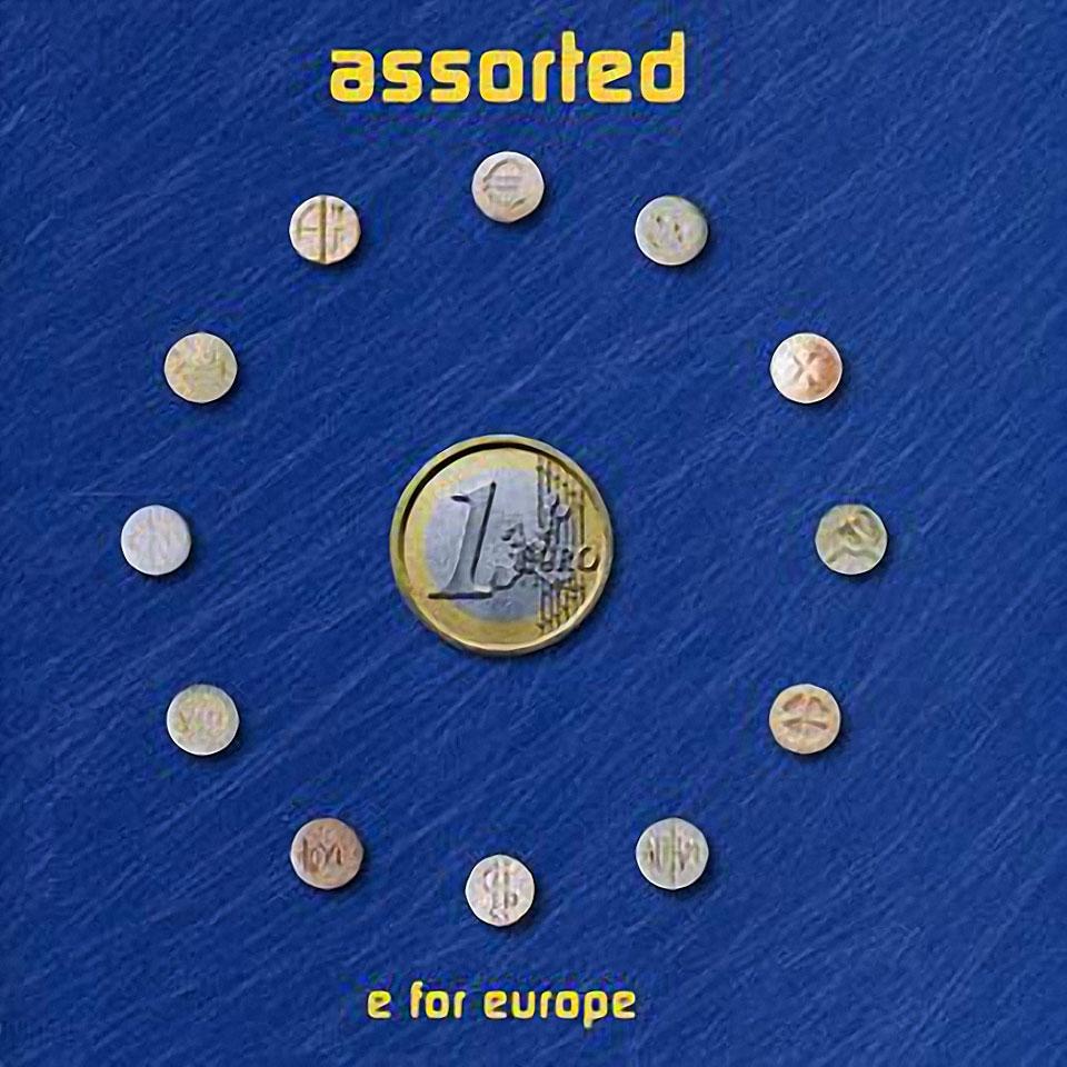 Cover E for Europe