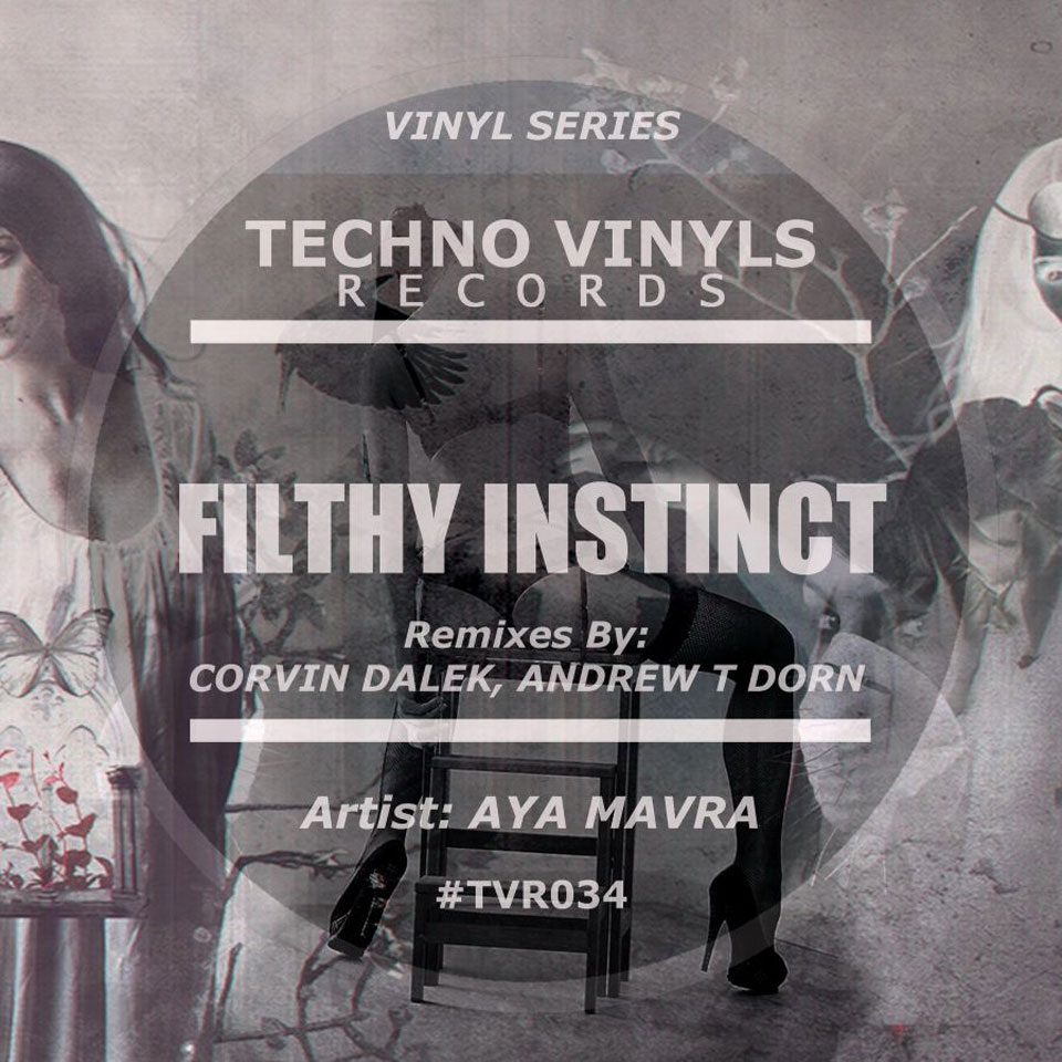 Cover Filthy Instinct
