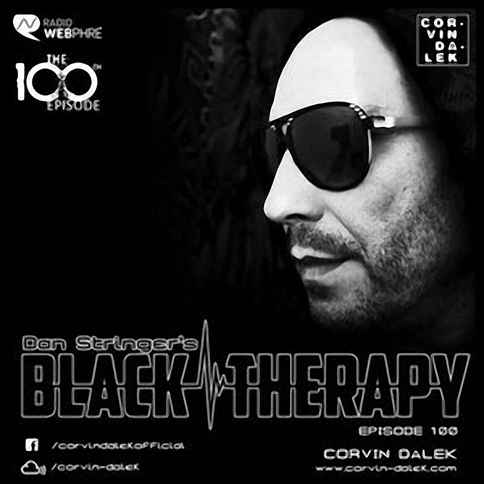 Flyer Black Therapy