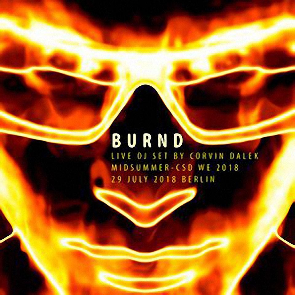 Cover BURND