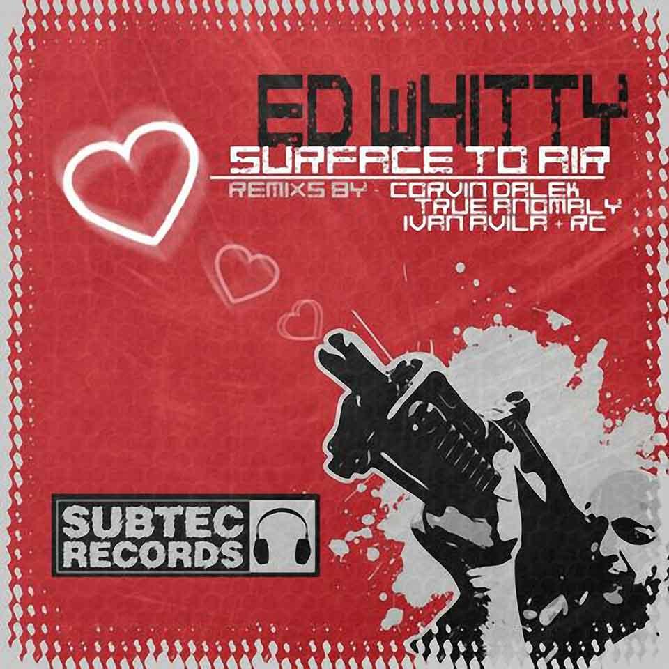 Cover Subtec Records
