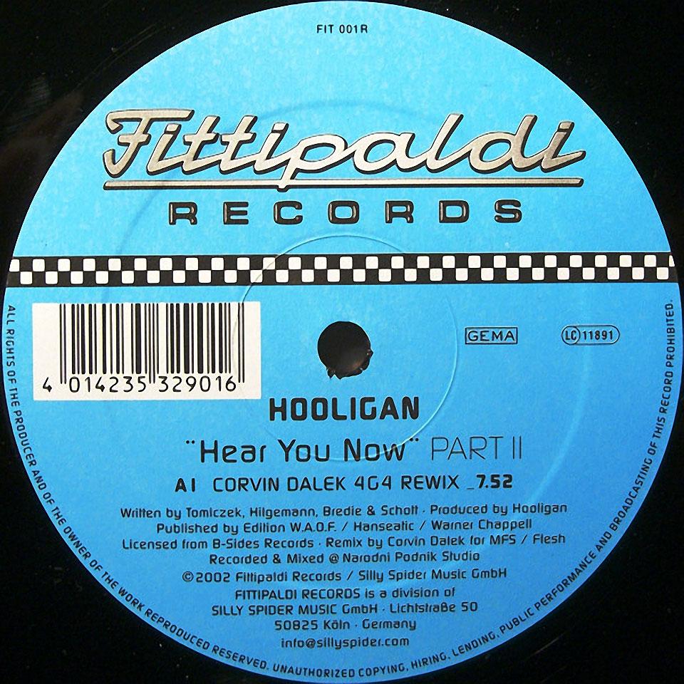 Cover Hooligan