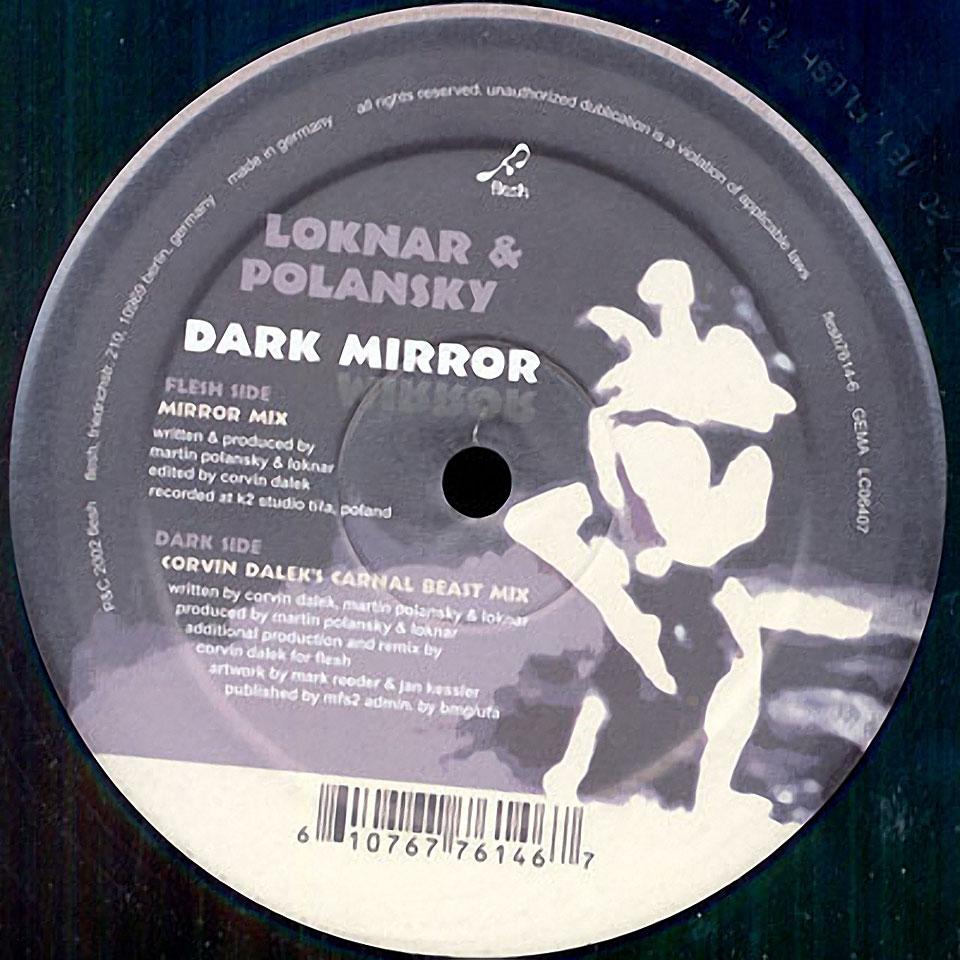 Cover Dark Mirror