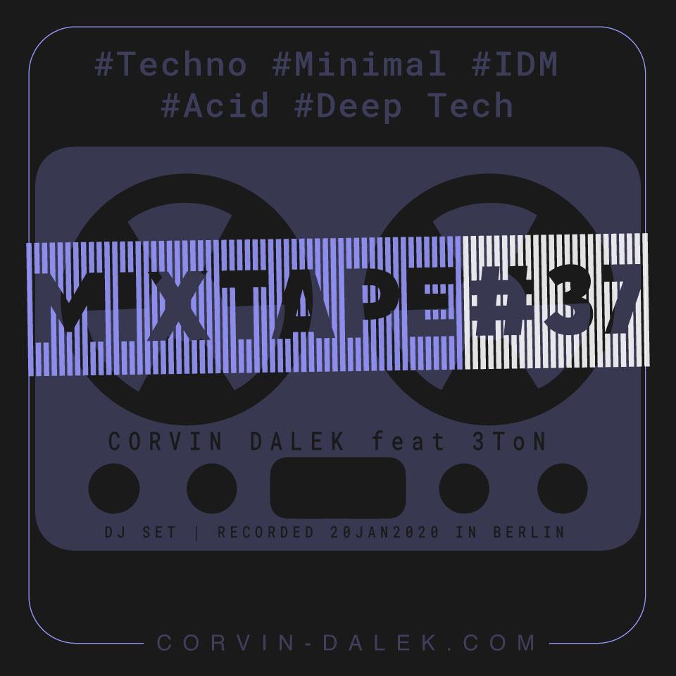 Cover Mixtape 37