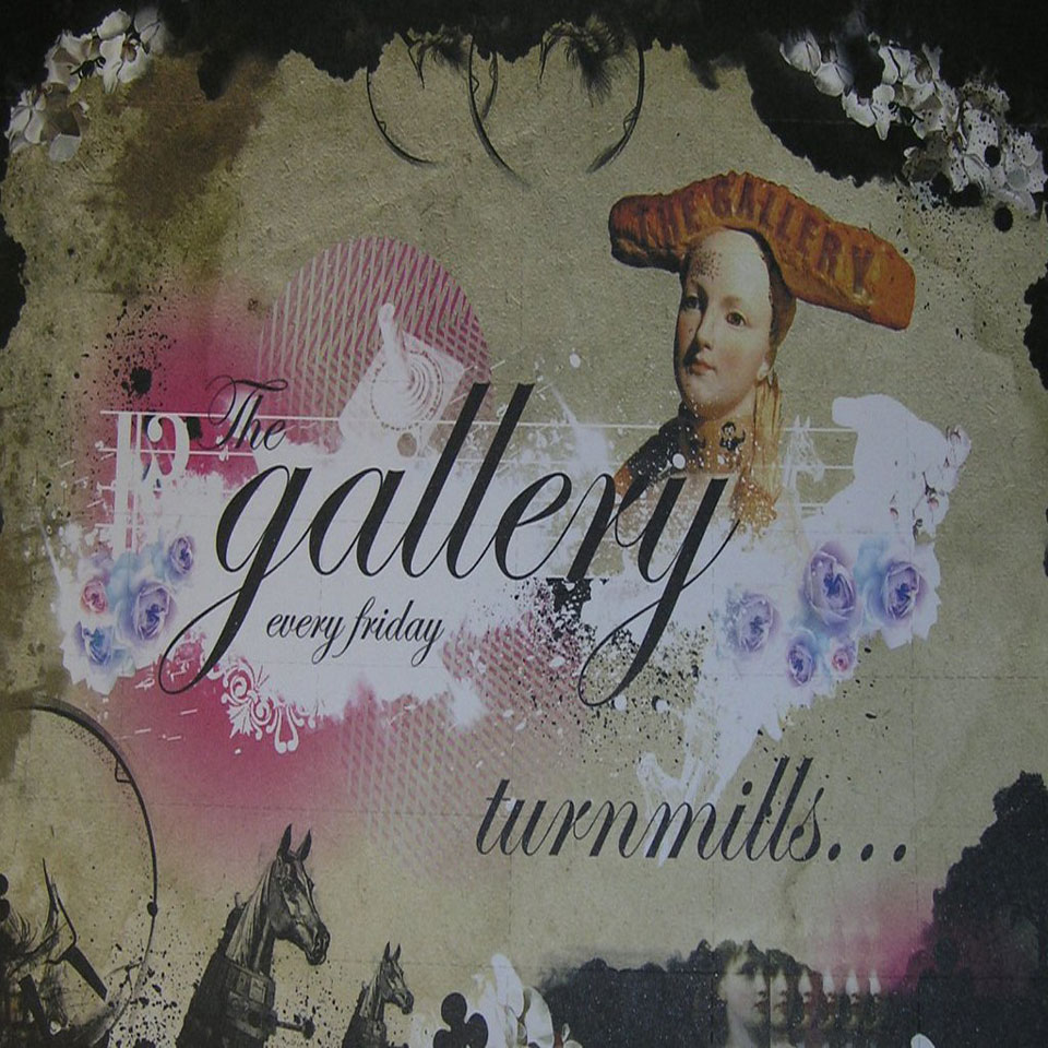 The Gallery Flyer